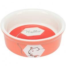 Keramická miska pro morčata HELLO COMIC, 240 ml/ø 11cm