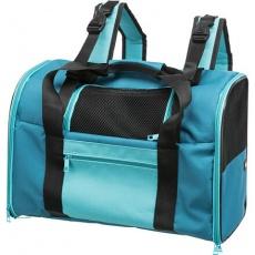 Transportní batoh/taška CONNOR, 42 x 29 x 21cm, petrolejová