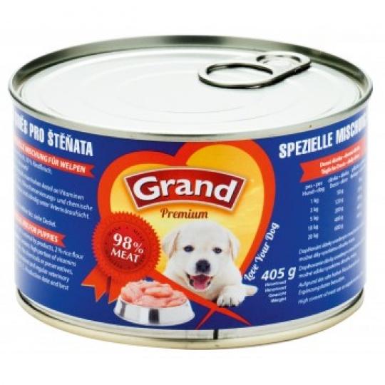 Grand Premium Mix Puppies 405g