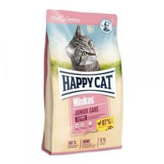 Happy Cat Minkas Junior Care Geflügel 1,5 kg
