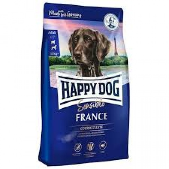 Happy Dog Supreme Sensible France Kačica & Zemiaky 12,5 kg  + DOPRAVA ZADARMO