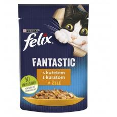 Felix Fantastic s kuraťom v želé 26 x 85 g