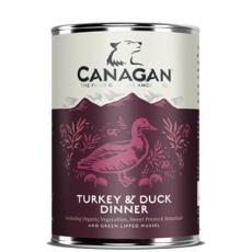 CANAGAN DOG Turkey Duck 400 g