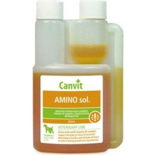 Canvit AMINO sol. 125 ml