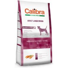 Calibra Dog GF Adult Large Breed Salmon 2 kg