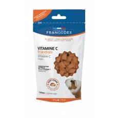 Francodex Pochúťka Vitamin C morča 50g
