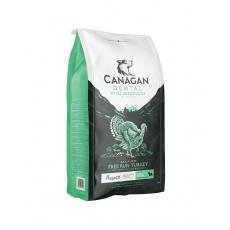 CANAGAN  Dental Free Run Turkey 12 kg + DOPRAVA ZDARMA