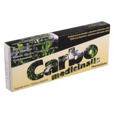Carbo Medicinalis PharmaSwiss tbl 20
