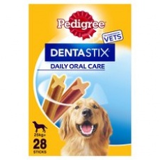 PEDIGREE Denta Stix Large 28 ks = 1080g