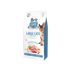 Brit Care Cat Grain-Free LARGE CATS POWER AND VITALITY 7 kg
