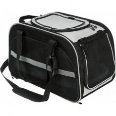 VALERY transportní taška / bouda, 29 x 31 x 49 cm, black/grey