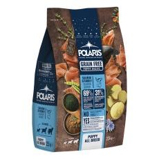 Polaris dog Grain Free Puppy All Breed Salmon & Turkey 2x12 kg + DOPRAVA ZADARMO