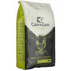 CANAGAN Free Run Chicken  Small Breed 500g