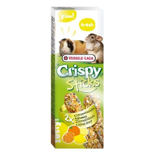 Versele Laga Crispy Sticks Citrus 2 ks 110 g