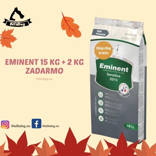 Eminent SENSITIVE 25/13 15kg + 2 kg ZADARMO