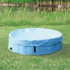 Ochranná plachta na bazén 120 cm kód 39482 sv.modrá