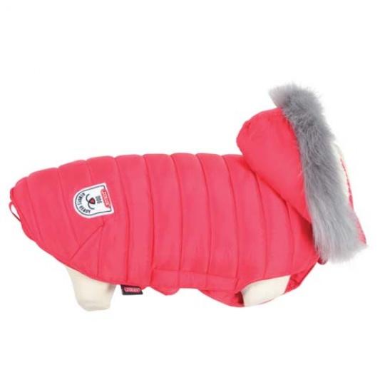 Zolux prešívaná bunda Urban M 45 cm červená