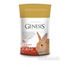 GENESIS RABBIT FOOD ALFALFA 5kg granulované k.pro králíky