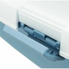 Set příslušenství k WC  Primo XXL #40177-30, modrá