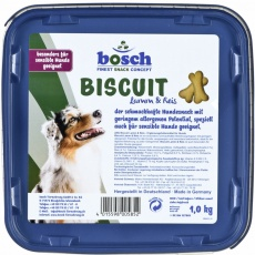 Bosch Biscuit jehněčí & rýže 1kg