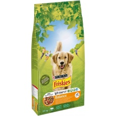 Friskies dog Balance s kuraťom a zeleninou 15 kg