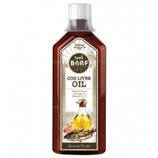 Canvit BARF Cod Liver Oil 500 ml