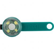Flasher USB blikačka LED pro psy, 3 x 8cm (RP 2,10 Kč)