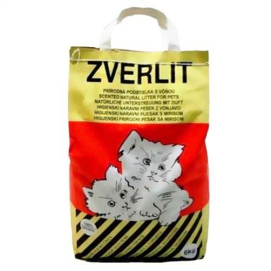 Zverlit červený pre mačky s vôňou 10 kg