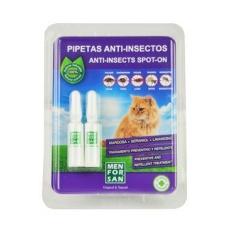 Menforsan Spot on pipety pre mačky antipar. 2x1,5ml