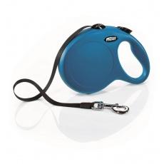 Flexi Classic NEW páska L  (do 50 kg)  8 m modrá