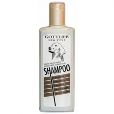 Gottlieb Schwefel šampon 300ml - sírový s makadamovým olejem