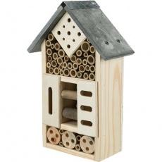 Hotel pro hmyz, 18x29x10cm, dřevo