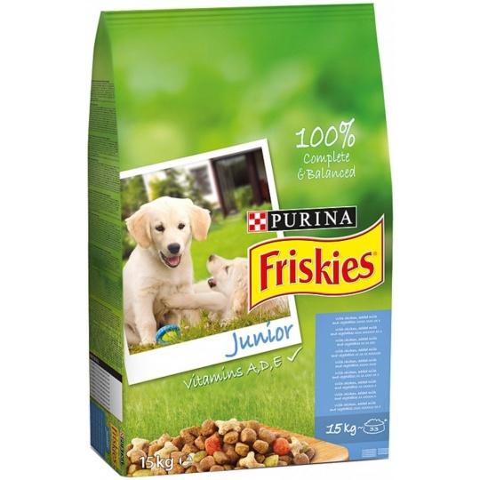 Friskies dog Junior 15 kg