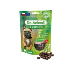 Dr. Animal Sportline jahňacie 100g