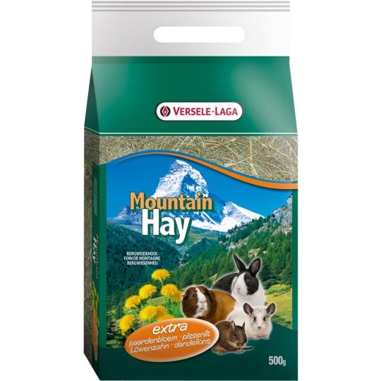 Versele Laga Mountain Hay Seno  s púpavou 500 g