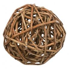 Proutěný míček pro králíky, ø 13 cm