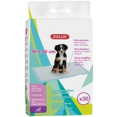 Zolux Podložka štěně 90x60cm ultra absorbent bal 30ks