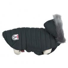 Zolux prešívaná bunda Urban S 30 cm čierna
