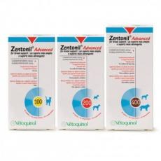 Vetoquinol Zentonil advanced 400 mg 30 tbs