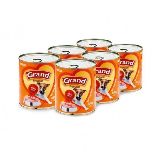 Grand Premium Morka 6 x 850 g