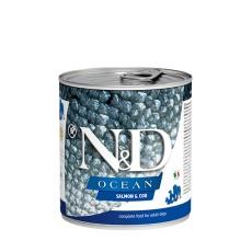 N&D Dog Ocean Adult Salmon & Codfish 285g