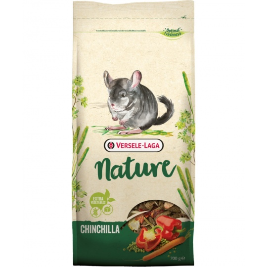 Versele Laga Nature Chinchilla 700 g