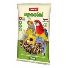 Darwin's Střední Papoušek Special 1kg