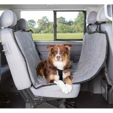 Autopotah na zadní sedadla flís/polyester 1,35x1,50m