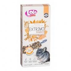 EXTRIMO SMAKERS tyčinky pro činčily 2ks/100 g