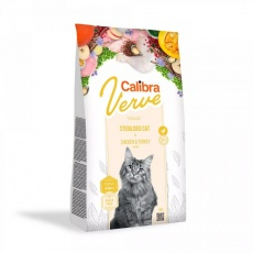 Calibra Cat Verve GF Sterilised Chicken&Turkey 750g