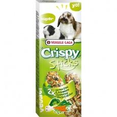 Versele Laga Crispy Sticks Zelenina 2 ks 110 g