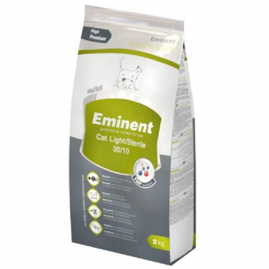 Eminent Cat ADULT Light / Sterile 10 kg