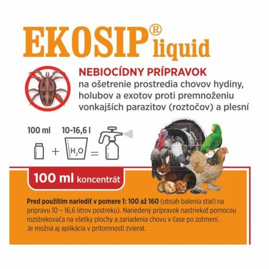 Ekosip liquid 100ml