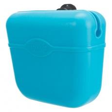 Dog Activity silikonový zásobník na pamlsky, 13x11cm různé barvy - DOPRODEJ